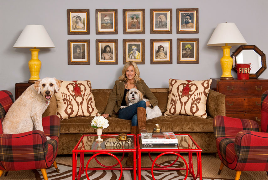 Lara spencer home decorating tips decorating on a budget Lara spencer decorating