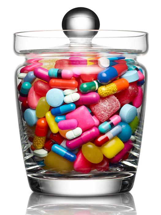 M Antibiotic Antibiotics Are Not Ca...