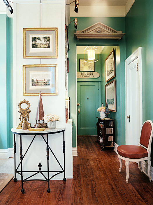 Paint Ideas For Entryway colorful home accents and decor - paint color ideas and home decor