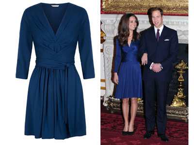 Banana Republic Issa London - Kate Middleton Engagement Dress