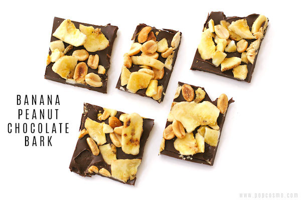 Easy Chocolate Bark Recipe - Chocolate Bark Add-Ins