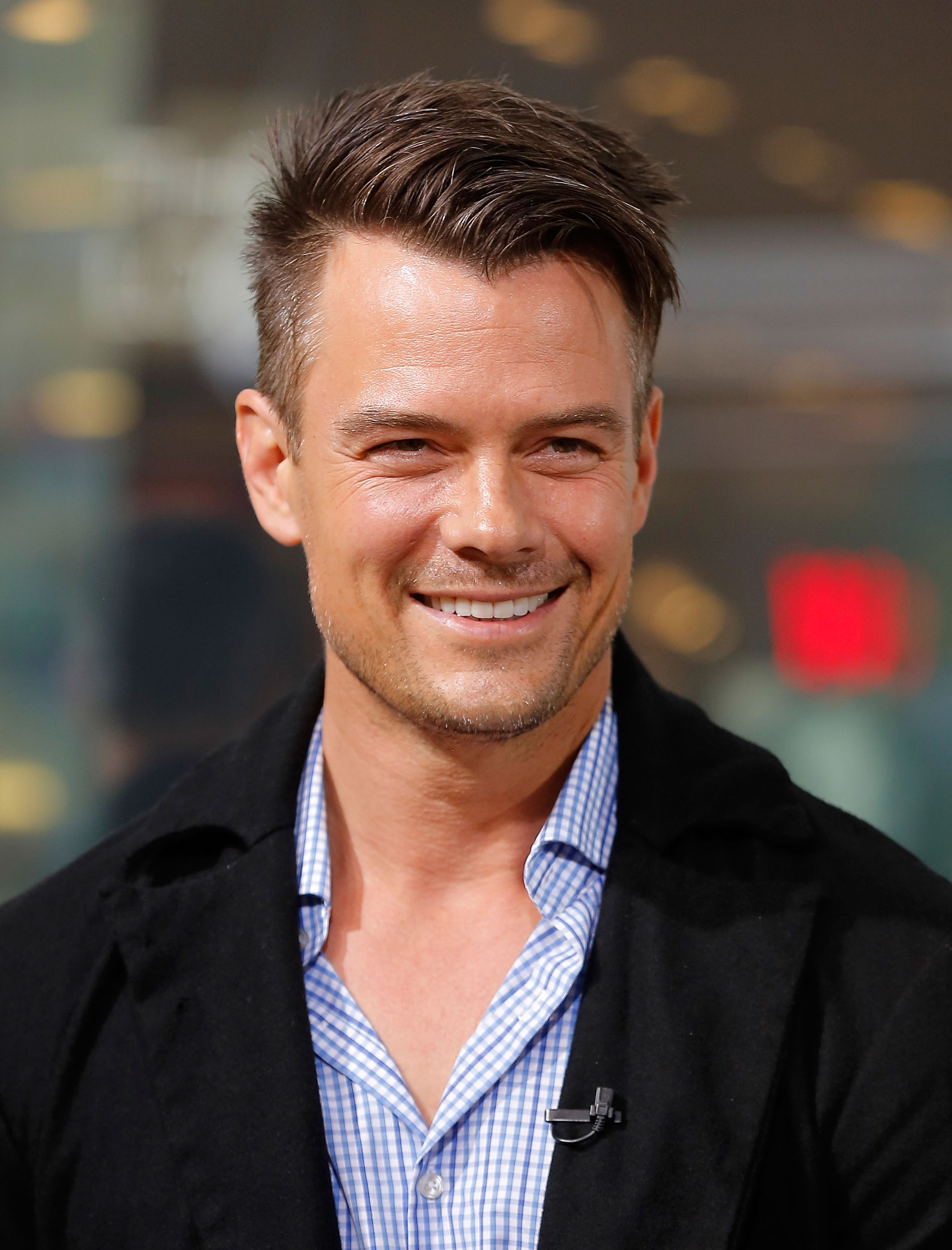 Josh Duhamel Interview - Unilever Project Sunlight Josh Duhamel