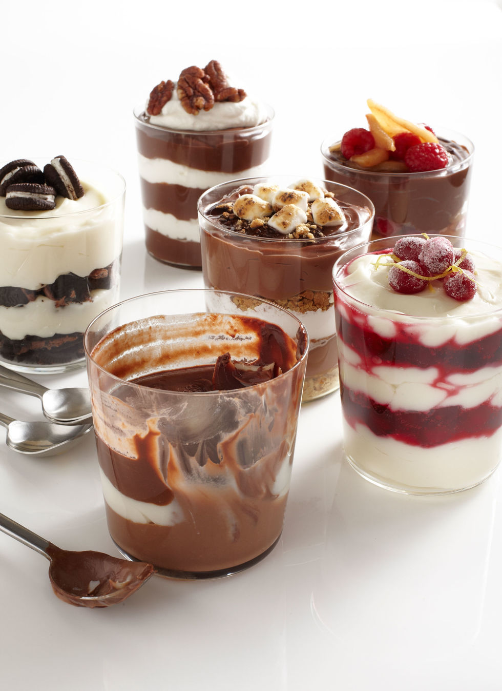 Chocolate Pudding Recipes - Homemade Chocolate Pudding Desserts