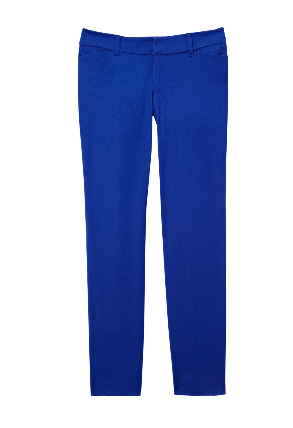 What To Wear with Blue Pants - Cobalt Blue Pants for Women