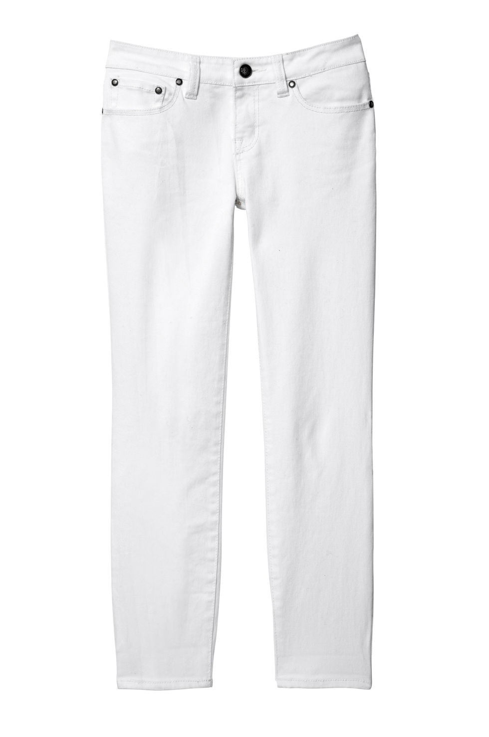Most Flattering White Jeans