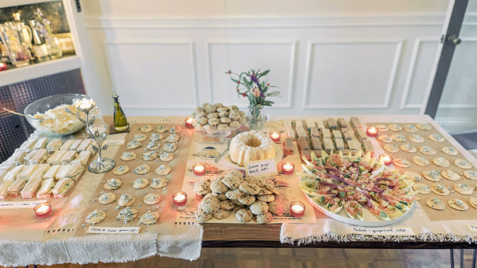 Great gatsby party food ideas images for Great party ideas for adults