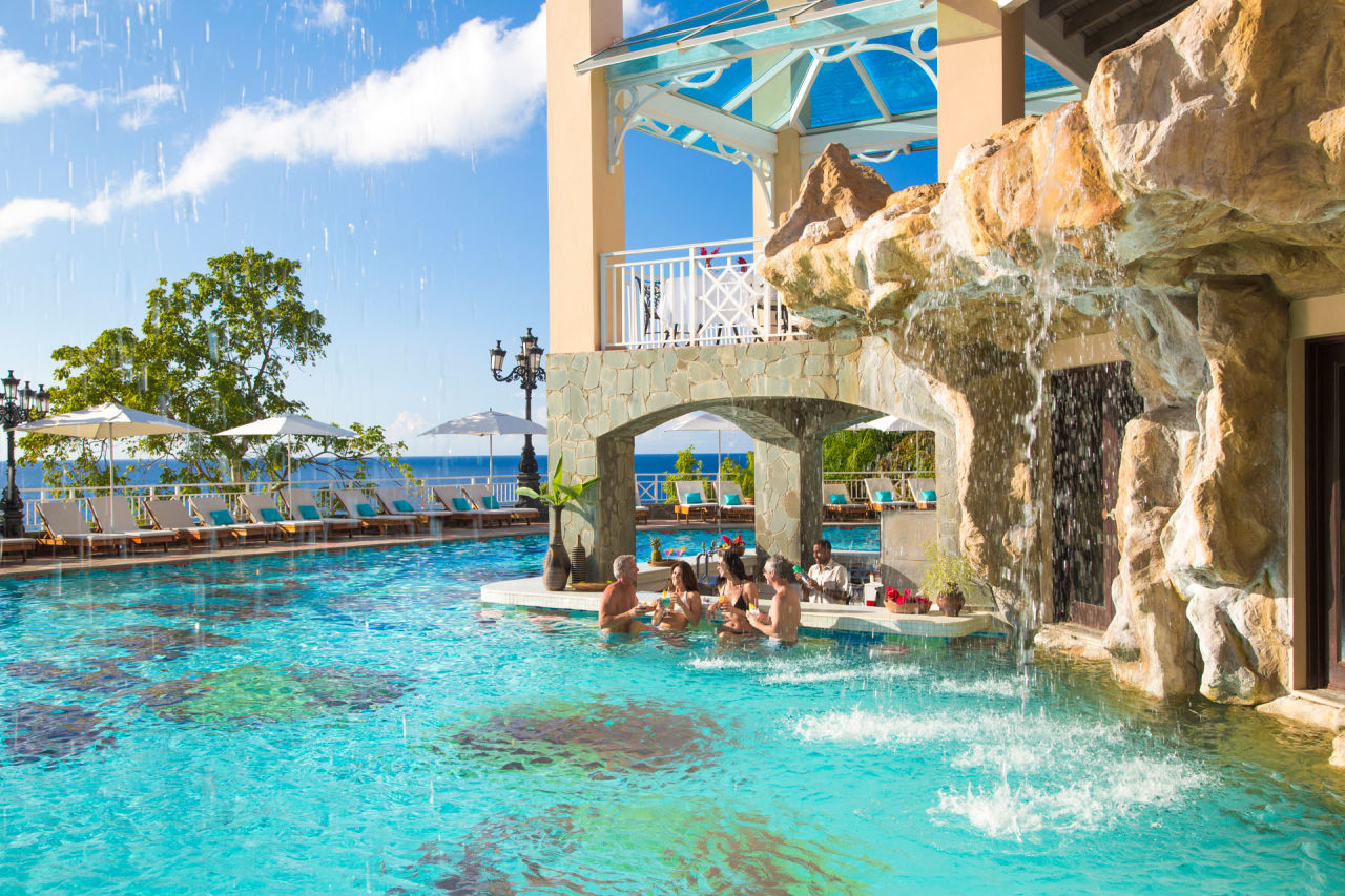 Sandals Resorts St Lucia What To Do In St Lucia