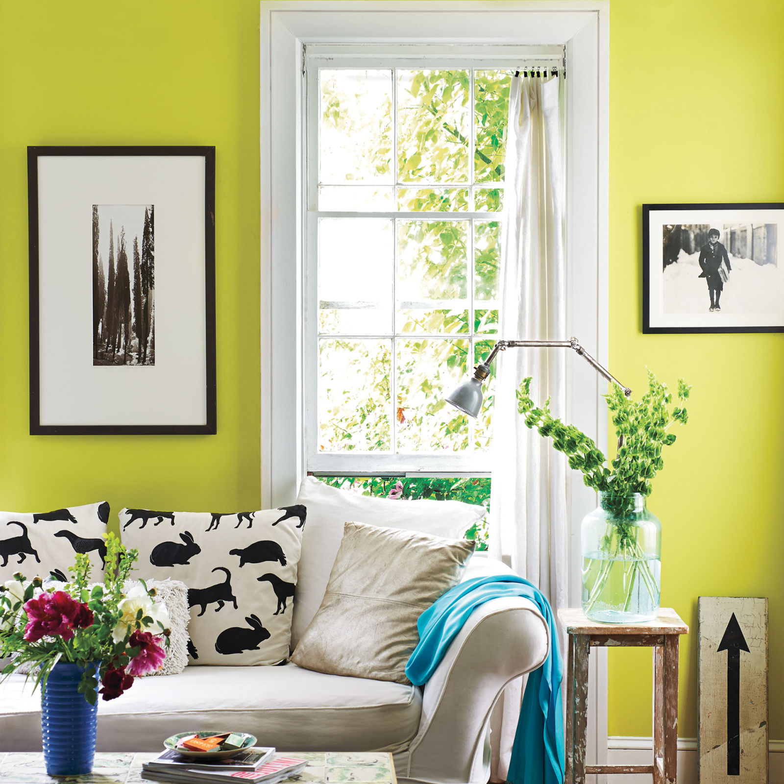 Paint Colors For Every Room Of Your House