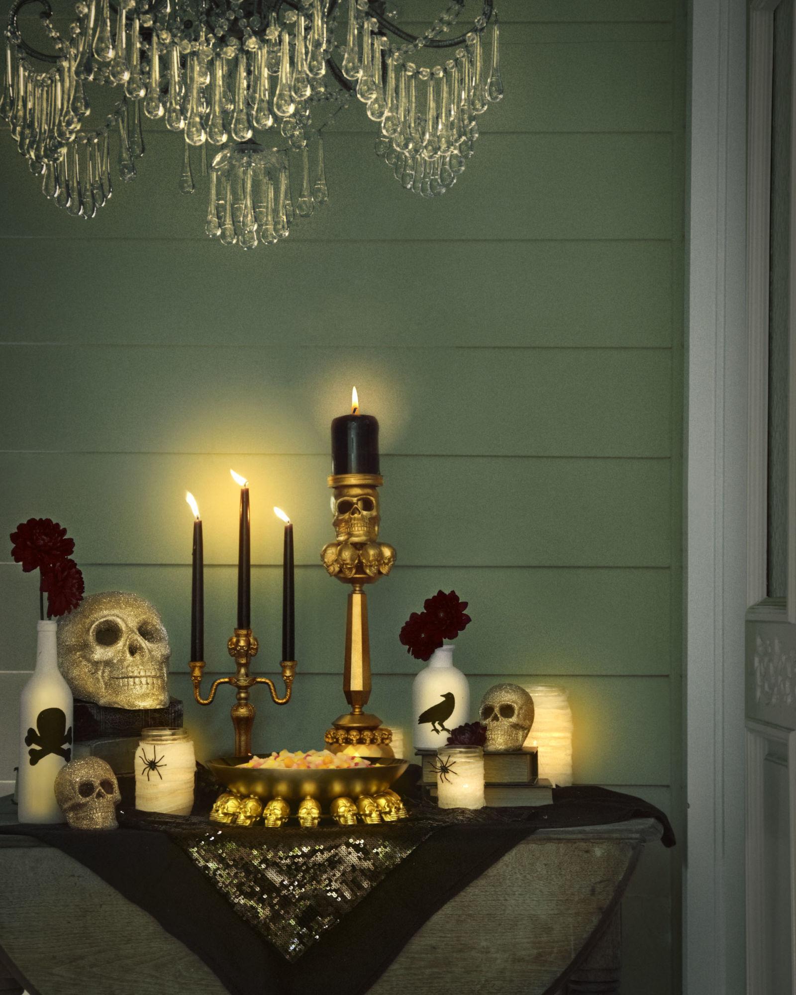 50 Easy Diy Halloween Decorations That Ll Transform Your