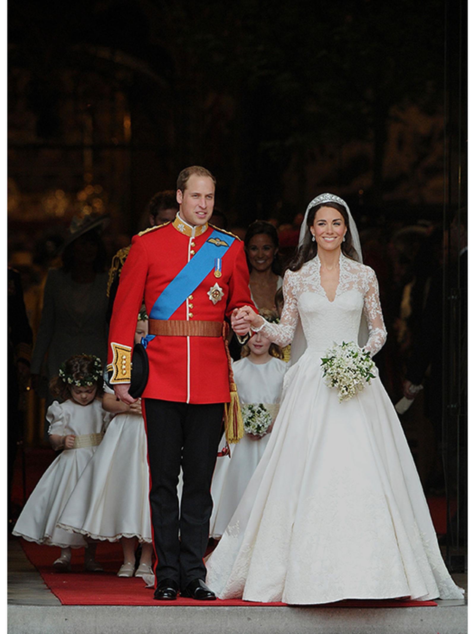 Фото свадеб в королевском стиле