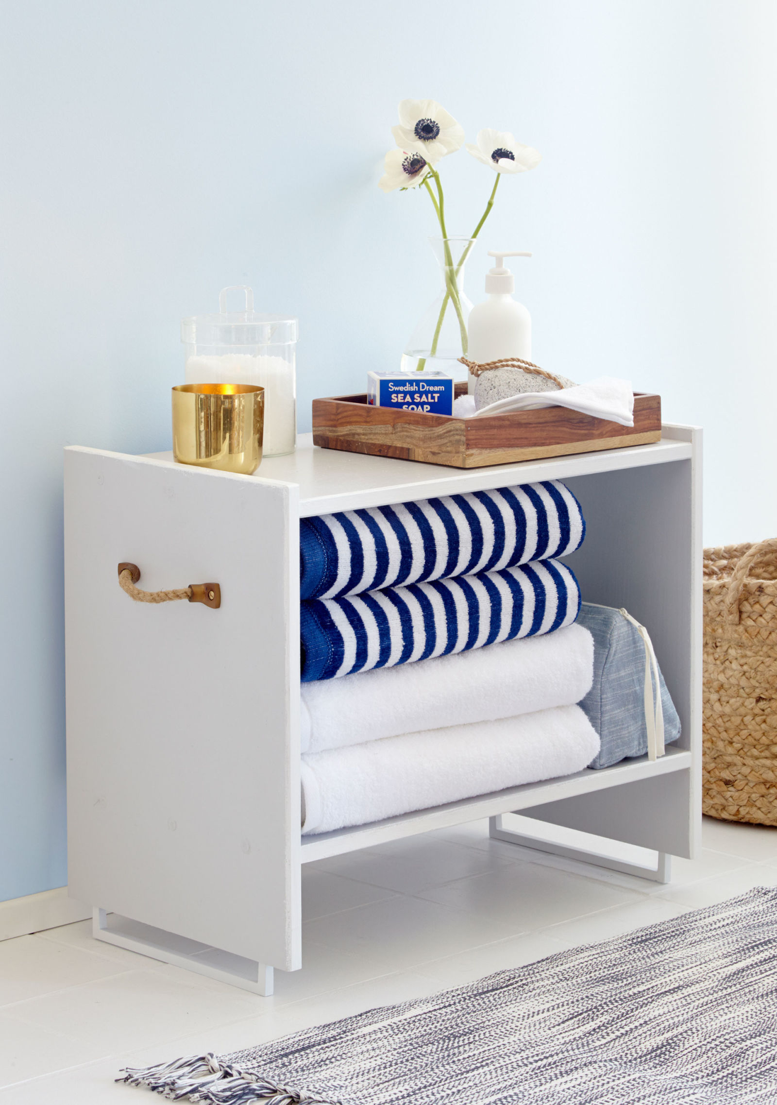 Ikea Hack Nightstand Easy Diy Project From Ikea Cheap Diy Project