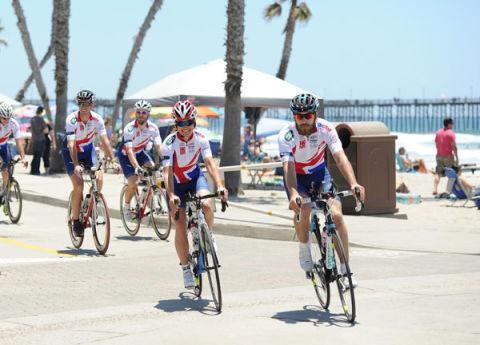 Pippa Middleton Bike Race Middletons Race For Charity