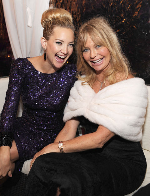 Celebrity Mothers Set Bar Too High For Non Famous Women: Celebrity Mothers And Daughters