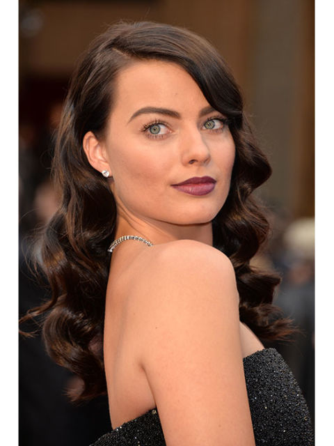 2014 Oscars Hairstyles - The Best Hairstyles on the Oscars Red Carpet - Redbook