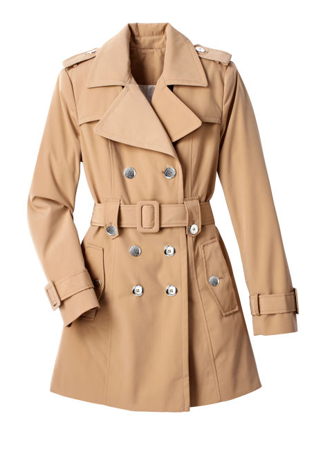 Trench Coats for Women - Classic Womens Trench Coat