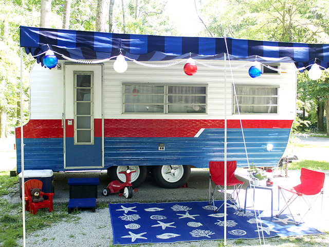 Decorating your travel trailer autos post Travel trailer decorating ideas