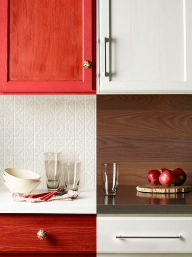 easy kitchen makeovers with color cheap kitchen updates