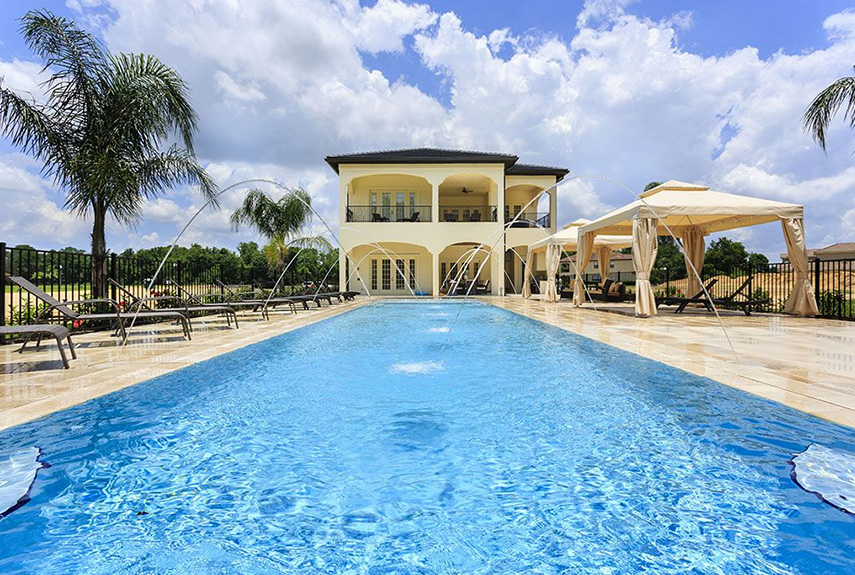 Resort mansion. Affordable Group Vacation Homes   Cheap Vacation Rentals