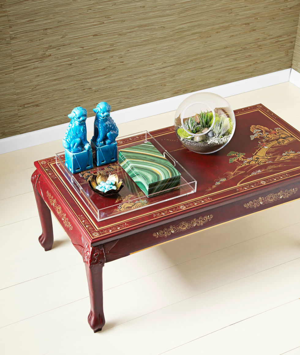 Living Room Table Top Accessories Modern House