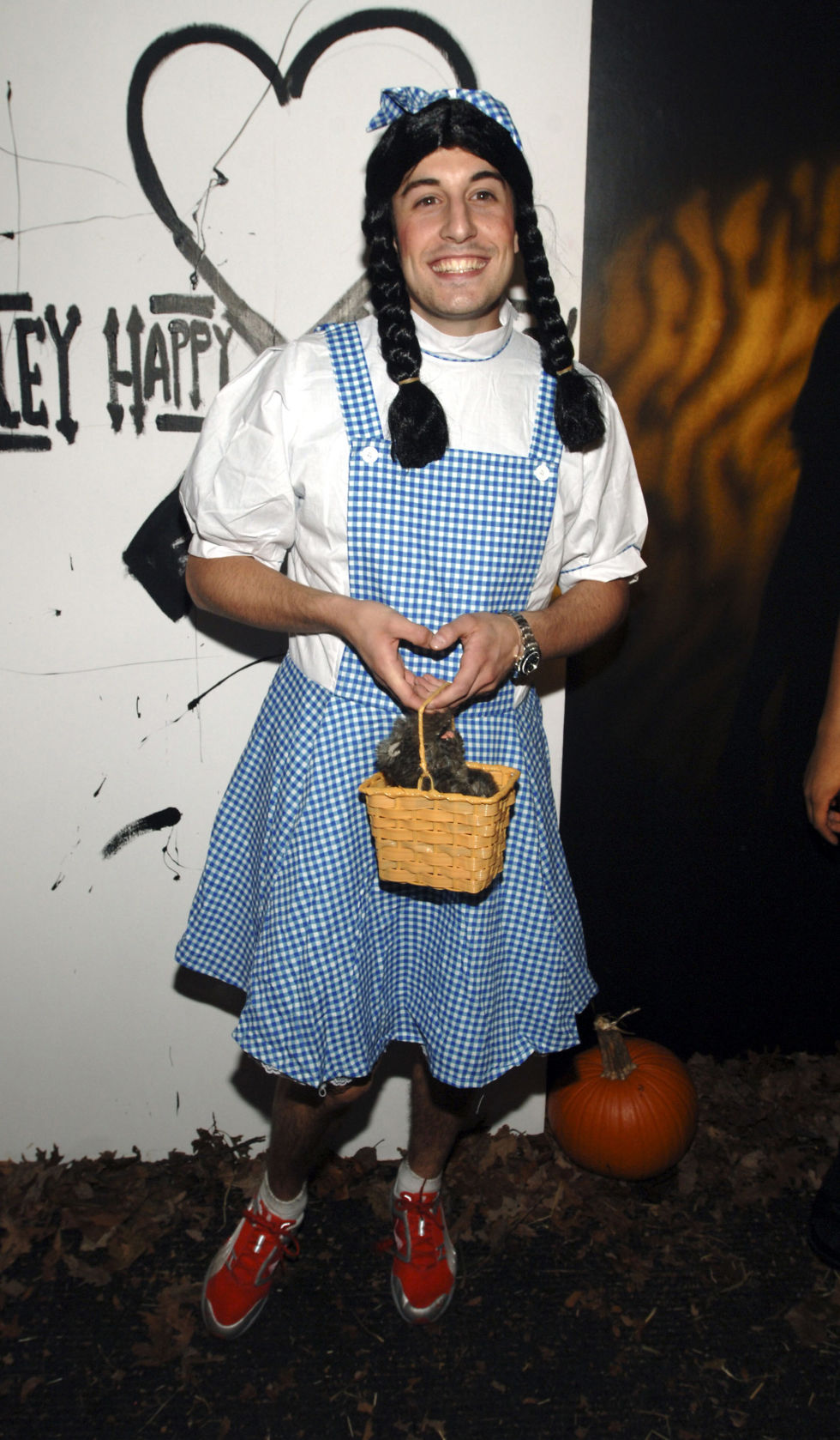 12 worst celebrity halloween costumes - Celeb Halloween Costume