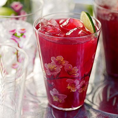 ... Tea with Vodka and Citrus Recipe - Giada De Laurentiis's Hibiscus Tea