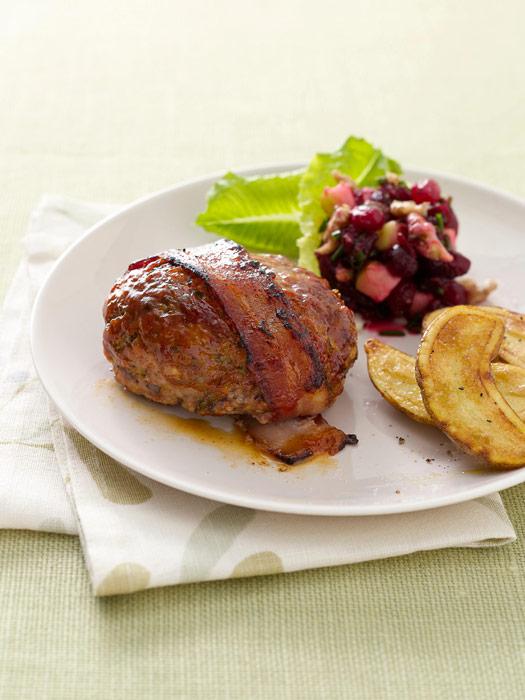 Turkey Couscous Meatloaves