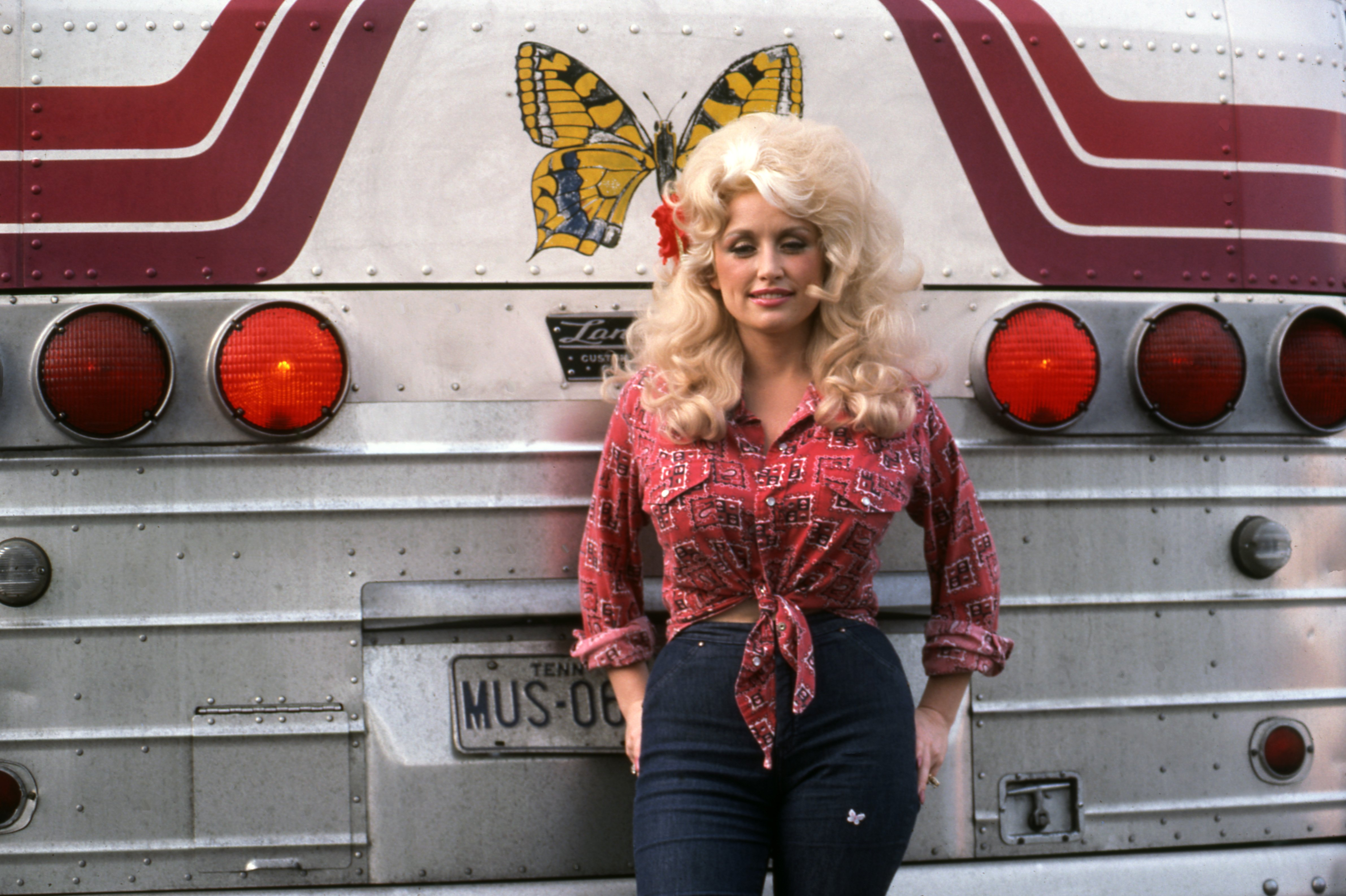 Dolly Parton's Legendary Life in Pictures