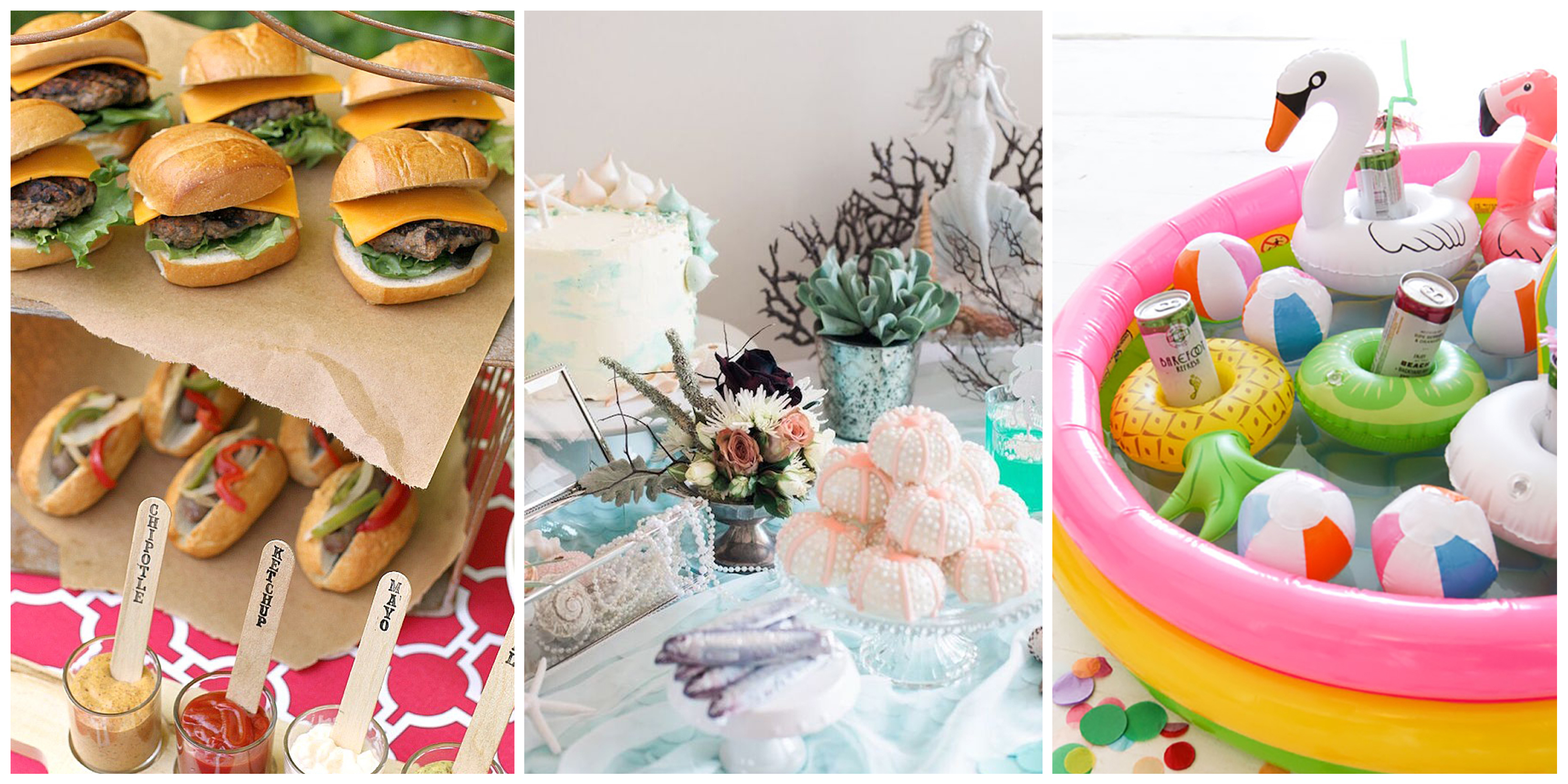 Summer Party Ideas - Summer Entertaining Decorations