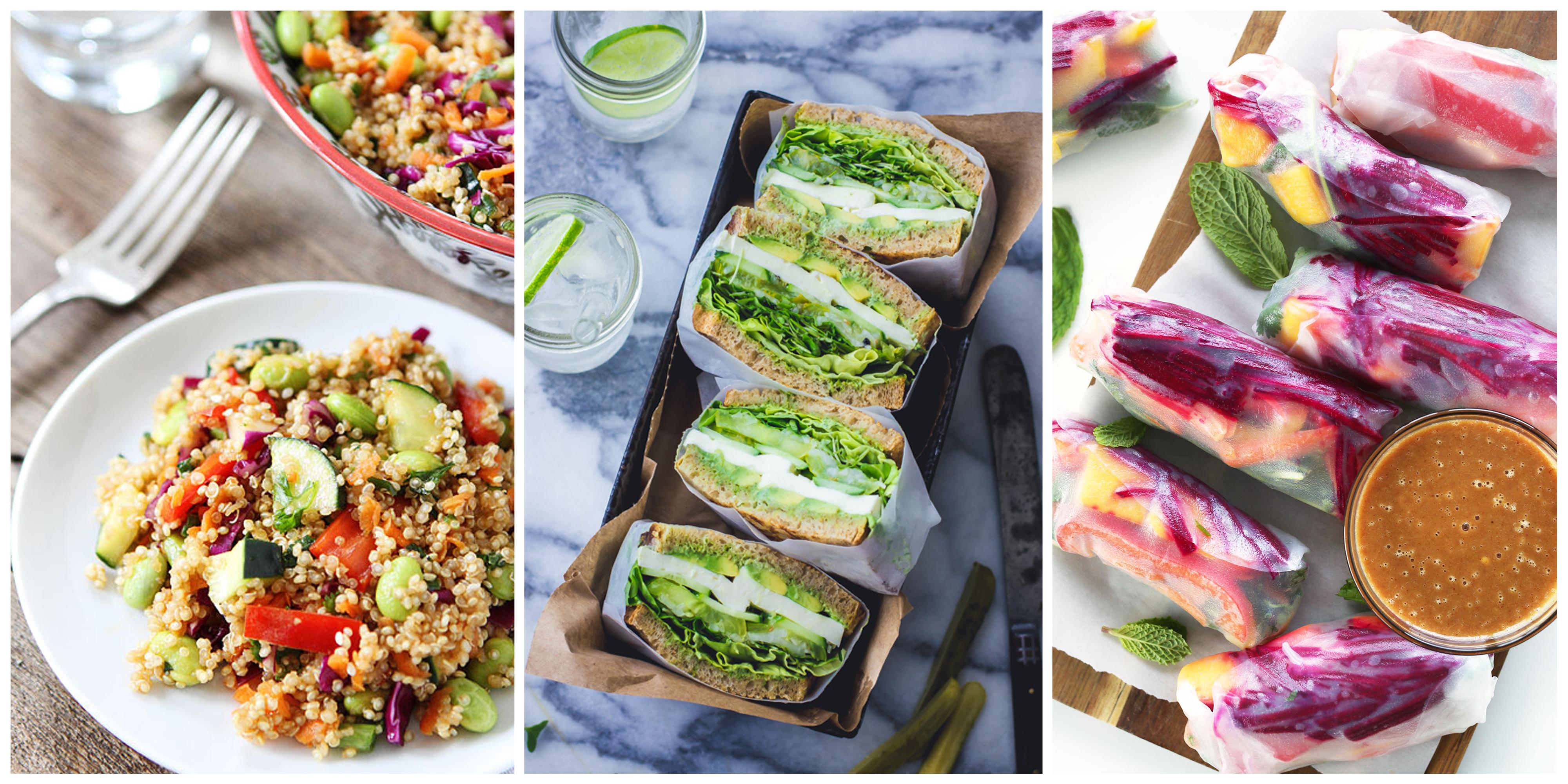 10 Delicious Picnic Food Ideas - Creative Summer Picnic ...