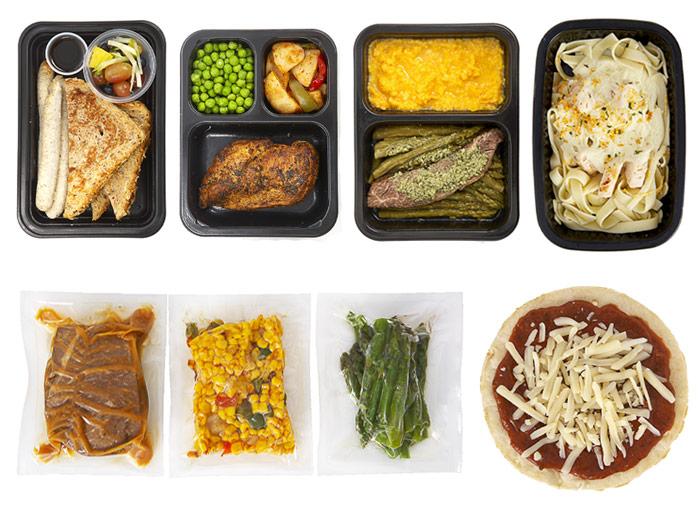 Food Delivery Programs Food
